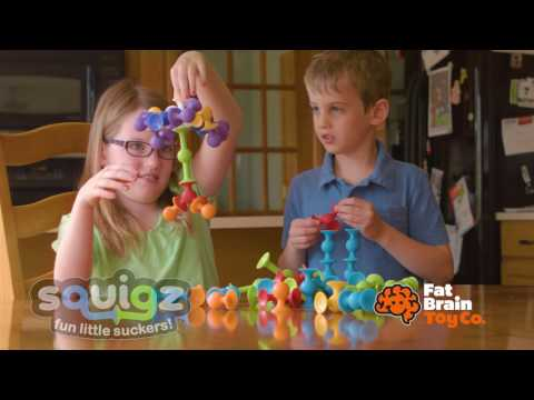 Squigz: Suction Cup Building Toy