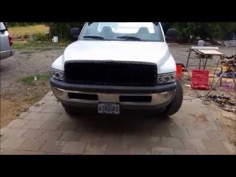 2001 Dodge Ram 1500 Custom Grill