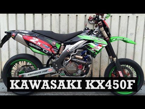 Supermoto Build - Kawasaki KX450F by Hong Kam - Supermoto Central Special