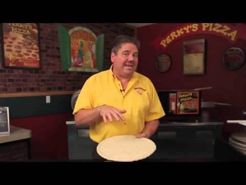 Perky's Pizza Real Par-Baked Crust