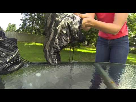How to Clean Your Hiking Boots
