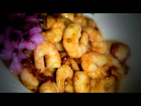 Thai Spicy & Sour Prawns (Asian Style Recipe)
