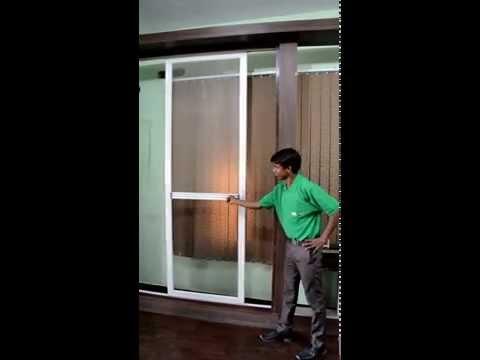 Sliding Door Screens System