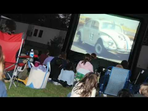Backyard Home Theaters - DadLabs Video