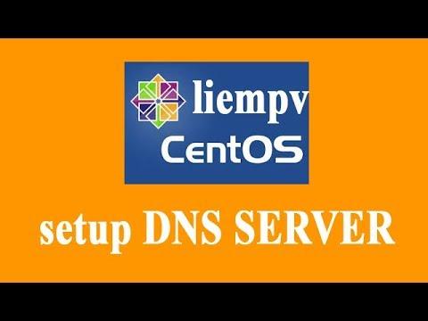 Setup DNS trên centos 7