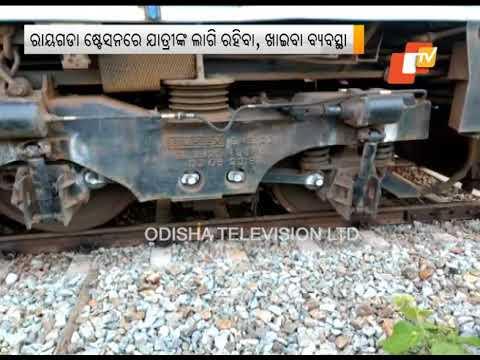 Samaleshwari Express Derailment: Train Services Resume After 8 Hours