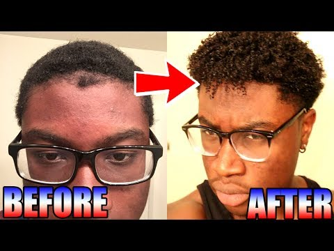 HOW TO GET NATURAL SUPER CURLY HAIR OVERNIGHT!!! (ONLY ONE PRODUCT!!!)