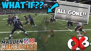 WHAT HAPPENS IF EVERY QB IN THE NFL RETIRED IN THE SAME YEAR?! Madden 19 Mythbusters
