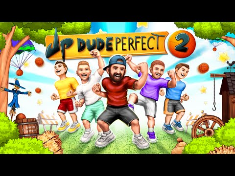 Dude Perfect 2 by Miniclip: OUT NOW on iOS and Android!