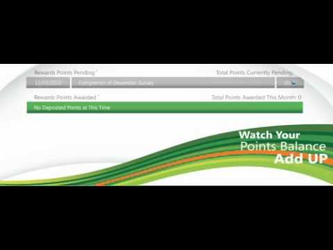 Xbox LIVE Rewards Program