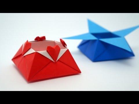 Origami Love Box (Jo Nakashima) - Valentine's Day
