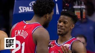 How the Bucks, 76ers, Raptors, Celtics can make the NBA Finals | Get Up!