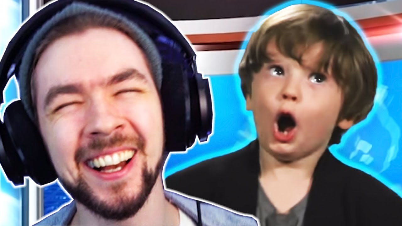 JUST TRY NOT TO LAUGH   Jacksepticeye's Funniest Home Videos