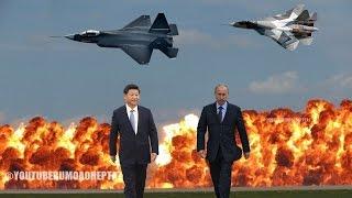 China-Russia Military Alliance: D-Day - China-Rússia Aliança Militar: O Dia D