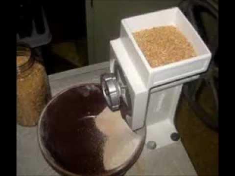 Milling Grain for Distilling