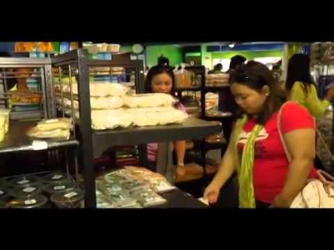 Pinoy n Focus  BongBong's Piaya and Barquillos