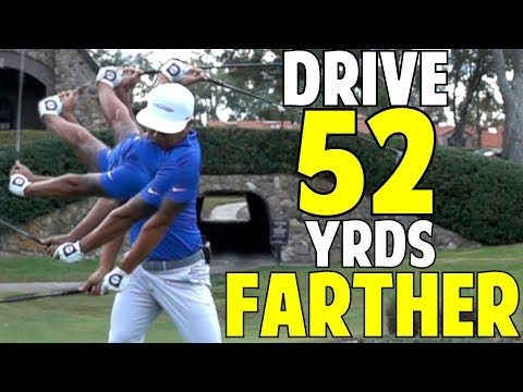 Hit Your Driver 52 Yards Farther