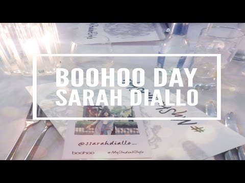 BOOHOO Student Ambassador Meet Up Day VLOG