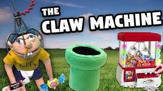SML Parody: The Claw Machine!