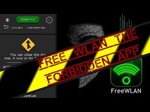 Free WLAN - iPhone uTube live HACK GER