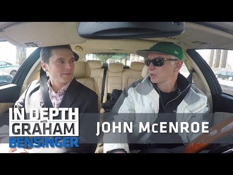 John McEnroe: Refusing $1 million to play in South Africa