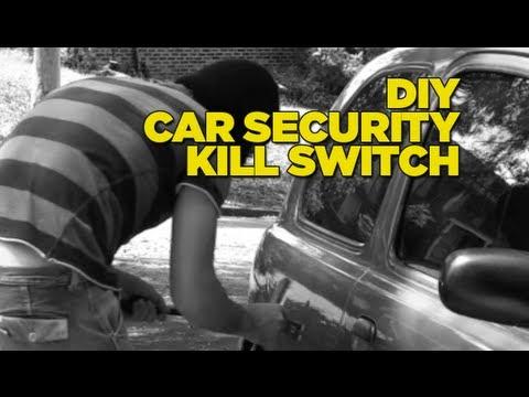 DIY Car Security Killswitch
