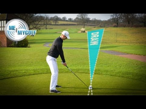 HOW TO HIT THE PERFECT DRAW IN GOLF