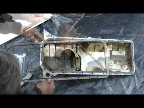BMW E39 Pan Gasket Replacement and Subframe Lowering