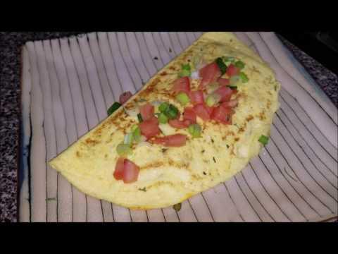 Loaded Omelette