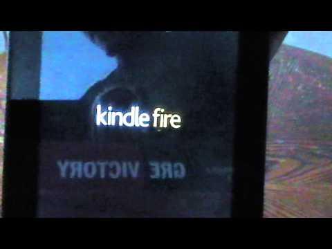 Kindle Fire Boot Error