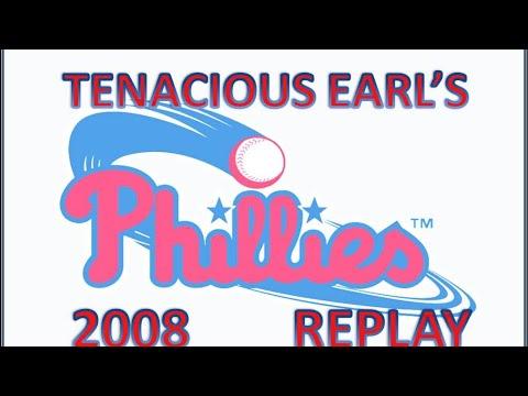 TBL 08PhilsSAdvReplay - G97 - at FLA - Stratomatic Baseball