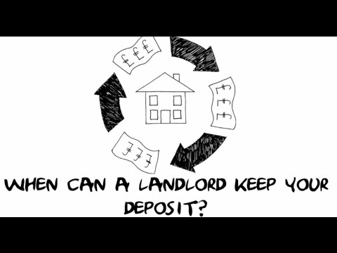 Can a landlord keep your deposit? Housing Rights Service - Northern Ireland