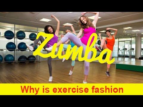 ZUMBA EXERCISE   How is zumba training