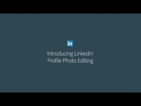 Introducing LinkedIn Photo Filters and Editing