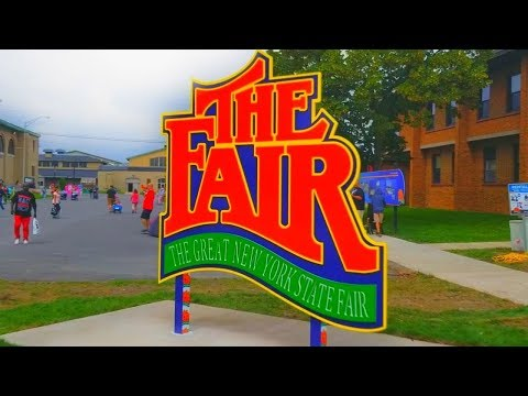 What's Happening! at the 2018 New York State Fair Day 13