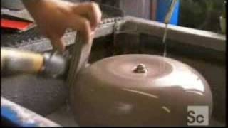 How Curling Stones are Made? (How it