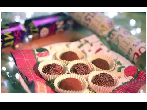 Yummy Rum Truffles | Jess' Li'l Bakery