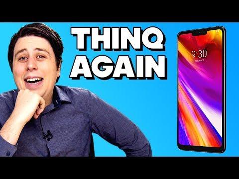 """LG G7 ThinQ PARODY - """"ThinQ Again"""""""