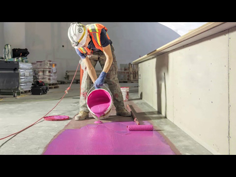 Trust the RedGard Family of Products for Waterproofing and Crack Isolation in Tile Installations