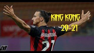 Zlatan Ibrahimovic 2020 ❯ King Kong | Skills \u0026 Goals 2020
