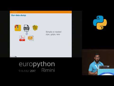 Deep Kayal - Large-scale data extraction, structuring and matching using Python and Spark