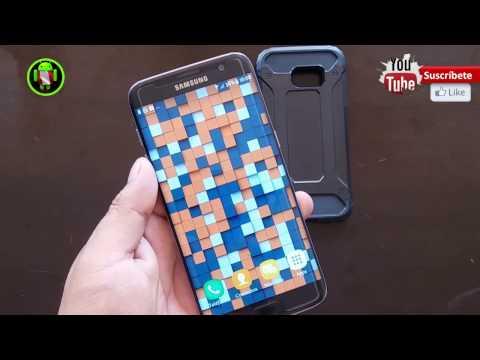 Rom AMBASADII Android Nougat 7.0 Para Galaxy S7 edge/Flat