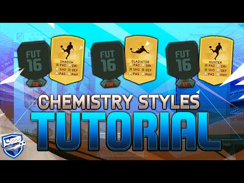 FIFA 16 TRICK HOW TO BOOST YOUR PLAYER STATS - CHEMISTRY STYLES TUTORIAL BEST CHEMISTRY PER POSITION