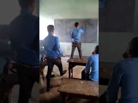 Ideal School student's funny club