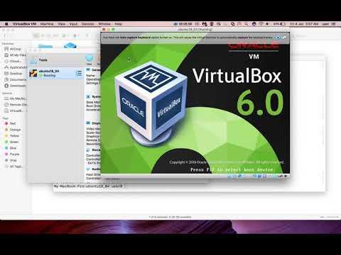 Resize a VirtualBox guest Linux VDI Disk - 2019