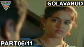Golavarud Hindi Movie Part 06/11 || Arun Pandian, Ranjitha, Anandaraj || Eagle Hindi Movies