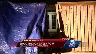 OU frat house shooter dies of self-inflicted gunshot wound, police say