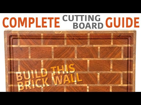 How To Make End Grain Cutting Boards | The Complete Guide