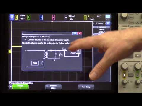 Making Output Ripple Measurements on a DC output