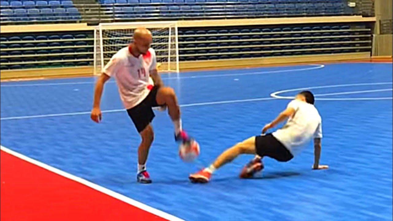 Isso que eles fizeram no Futsal impressionou qualquer um !!!